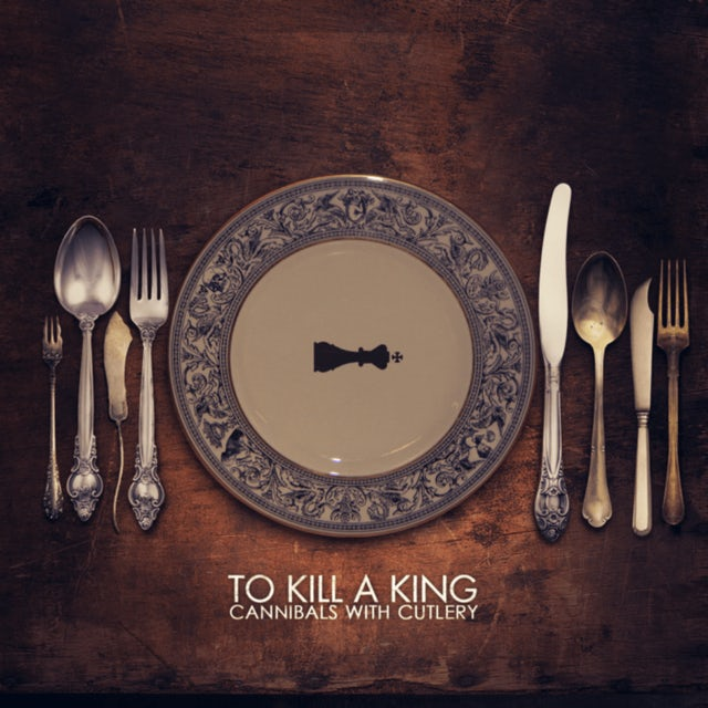 To Kill A King Cannibals With Cutlery Deluxe CD Deluxe CD