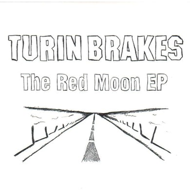 Turin Brakes The Red Moon EP CD