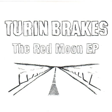 Turin Brakes The Red Moon EP 10 Inch (Vinyl)