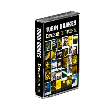 Turin Brakes Invisible Storm Cassette
