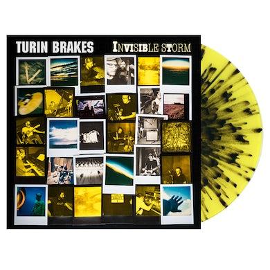 Turin Brakes Invisible Storm Ltd Edt Vinyl Heavyweight LP