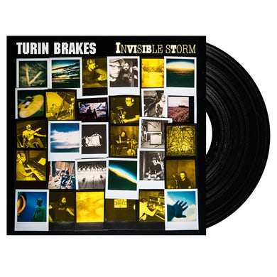 Turin Brakes Invisible Storm LP (Vinyl)