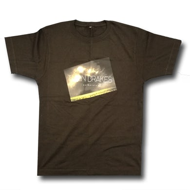 Turin Brakes Vintage Black T-Shirt