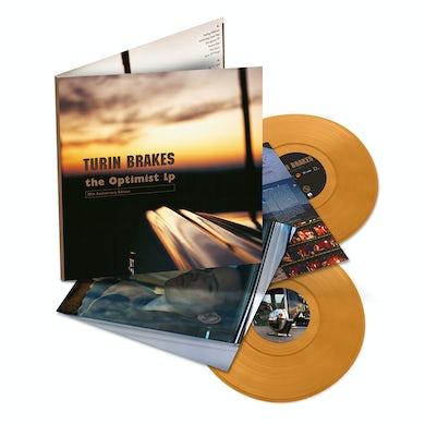 Turin Brakes The Optimist Coloured Double Vinyl