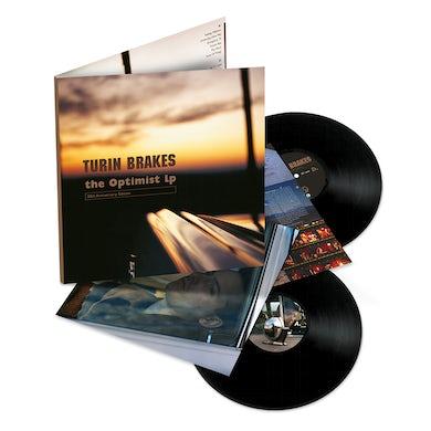 Turin Brakes The Optimist Black Double Vinyl