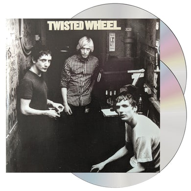 Twisted Wheel CD/DVD