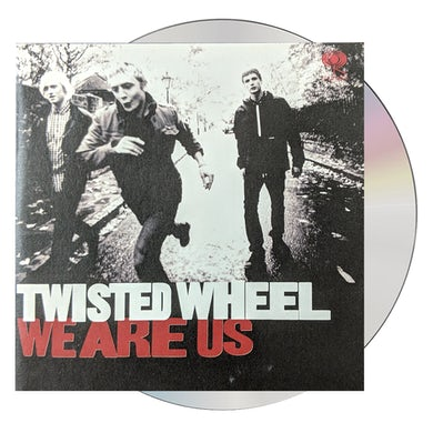 Twisted Wheel We Are Us EP EP (Vinyl)
