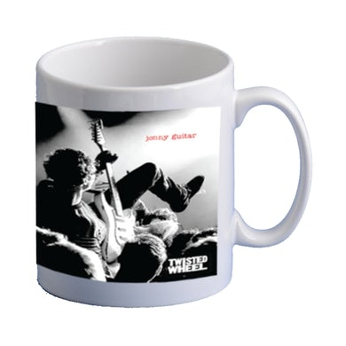 Twisted Wheel Jonny Guitar Mug