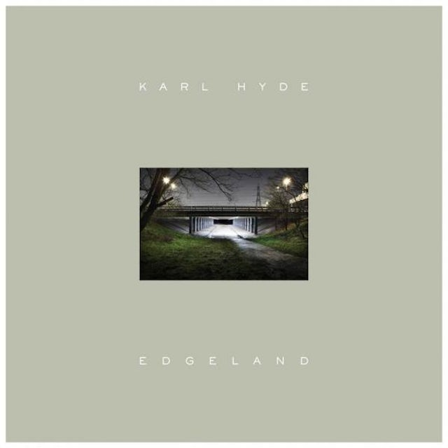 Karl Hyde Edgeland  Double Heavyweight LP (Vinyl)
