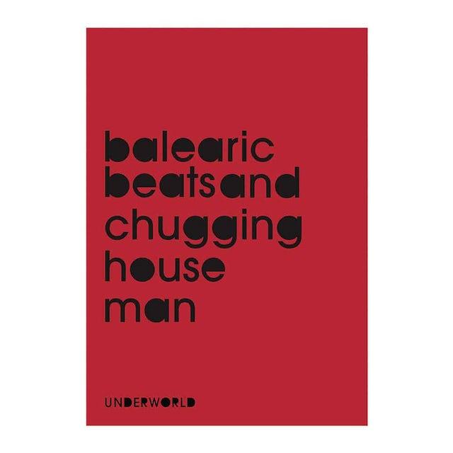 Underworld Balearicbeats Litho Print