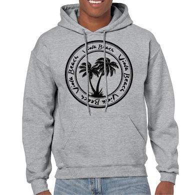 Viola Beach Logo Hoody Grey