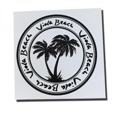 Viola Beach Car Sticker
