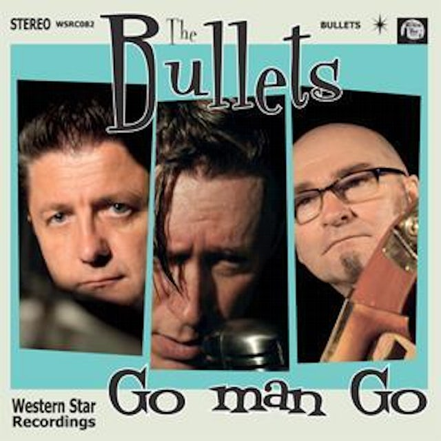 WESTERN STAR Go Man Go CD Album CD