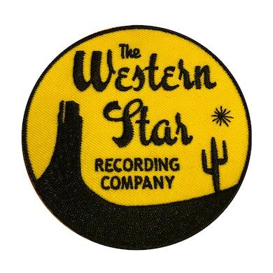 WESTERN STAR Sew On Patch