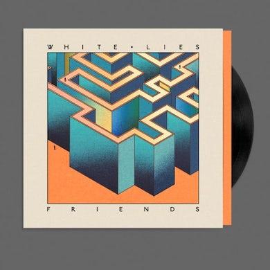 White Lies Friends (Signed Vinyl)  LP