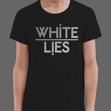 White Lies Black T-Shirt