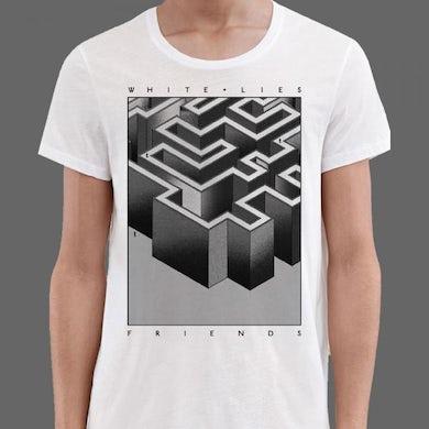 White Lies White T-Shirt