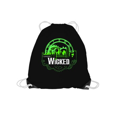 Wicked Drawstring Bag