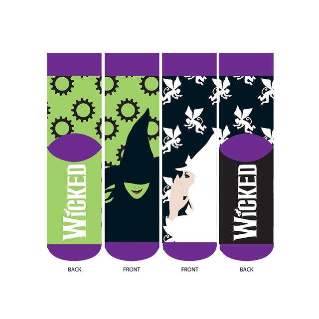 Wicked Organic Socks