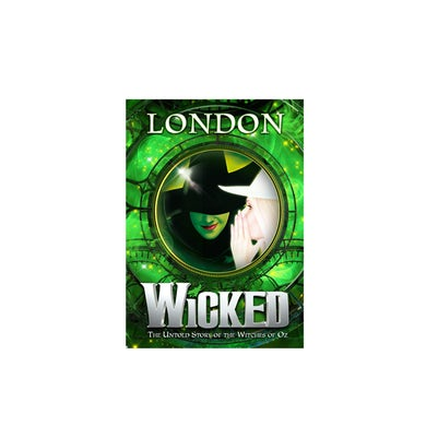 Wicked London Magnet