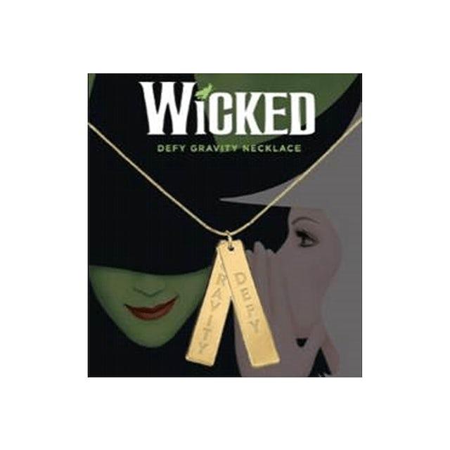 Wicked Defy Gravity Necklace