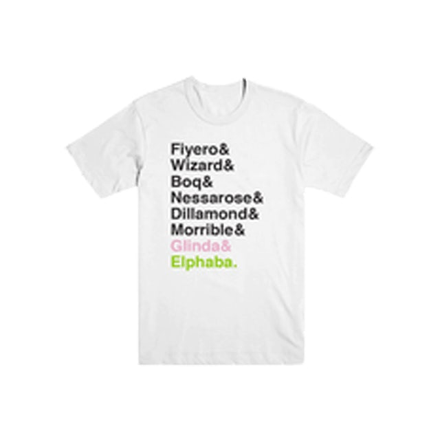 Wicked Names T-Shirt