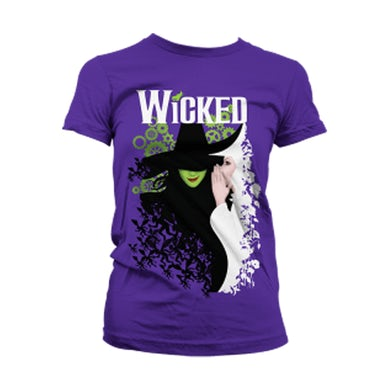 Wicked Purple Fade Keyart Tee