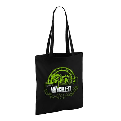 Wicked Key Art Canvas Tote Bag