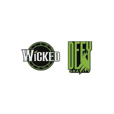 Wicked Embroidered Sticker Set