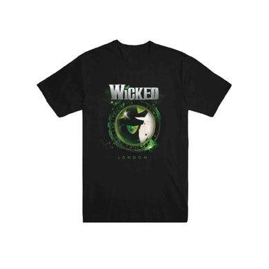 Wicked London Unisex Clock Youth T-Shirt