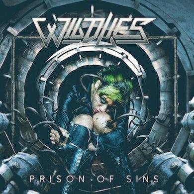 WILD LIES Prison Of Sins  CD