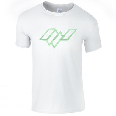 Wrangler Logo White T-Shirt