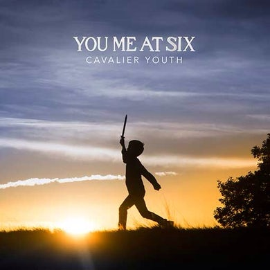You Me At Six Cavalier Youth Artwork Poster (Ltd Edition, Signed)
