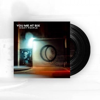 You Me At Six Night People Heavyweight LP (Vinyl)