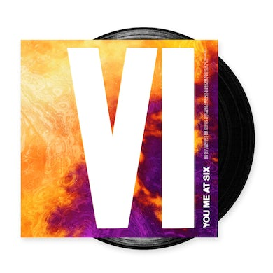 You Me At Six VI LP (Vinyl)