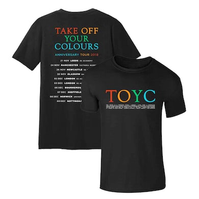 You Me At Six TOYC Tour T-Shirt