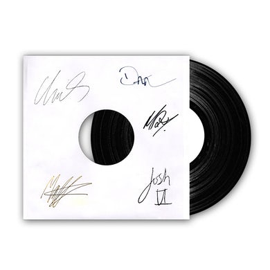 You Me At Six Suckapunch Test Pressing (Signed & Numbered) LP (Vinyl)