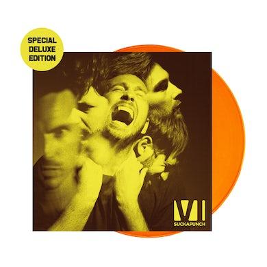 Suckapunch Special Deluxe Edition Orange LP (Vinyl)