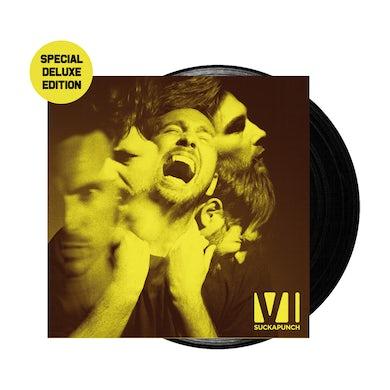 Suckapunch Special Deluxe Edition Black LP (Vinyl)