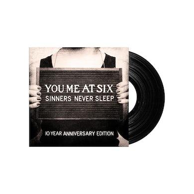 Sinners Never Sleep (10th Anniversary) LP (Vinyl)