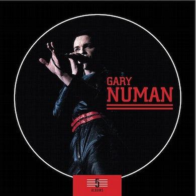 Gary Numan 5 Album CD Boxset CD