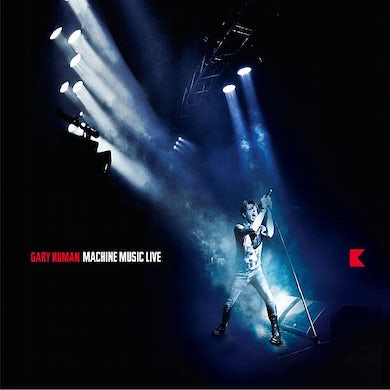 Gary Numan Machine Music Live (Store Exclusive) (CD) CD
