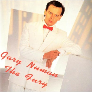 Gary Numan The Fury (Original Numan Records Release) CD