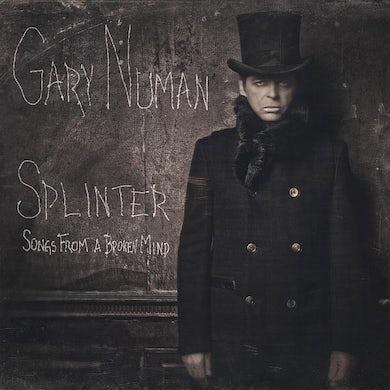 Gary Numan Splinter CD