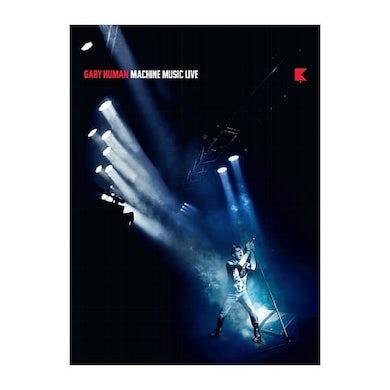 Gary Numan Machine Music Live (DVD) DVD