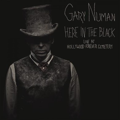 Gary Numan Here In The Black – Live At Hollywood Forever Cemetery (2x Picture Disc) Double Heavyweight LP (Vinyl)