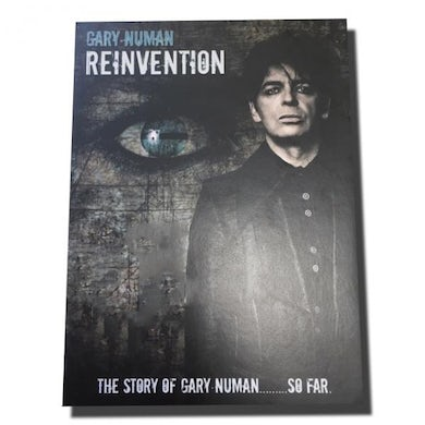 Reinvention - The Story Of Gary Numan... So Far DVD