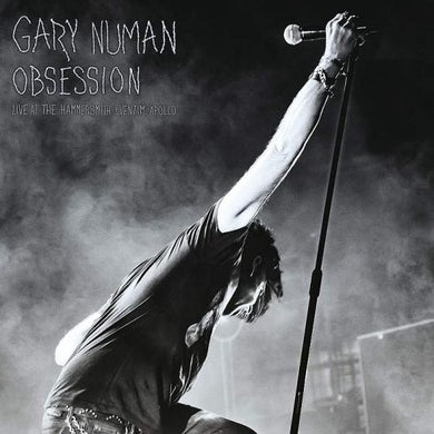 Gary Numan Obsession - Live At The Hammersmith Eventim Apollo Triple Heavyweight LP (Vinyl)
