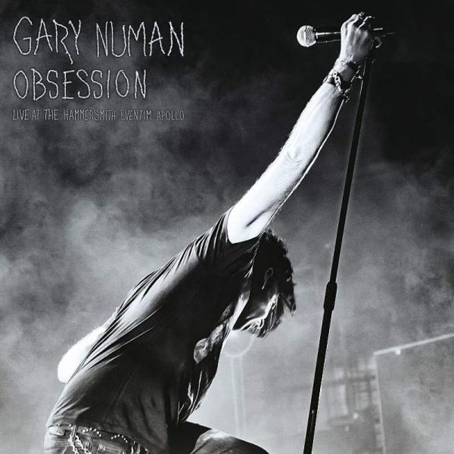 Gary Numan Obsession - Live At The Hammersmith Eventim Apollo Photo Book