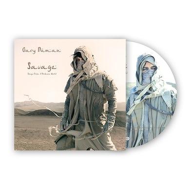 Gary Numan Savage CD